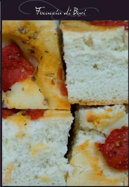 Cuisine italienne et focaccia