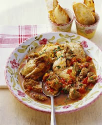 La scottiglia cuisine italienne
