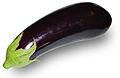 Fruit de l'aubergine