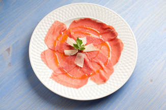 Un simple carpaccio