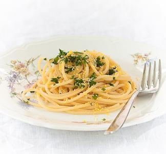 Spaghetti A La Milanaise
