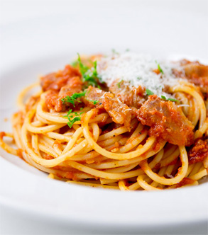 recette italienne amatriciana