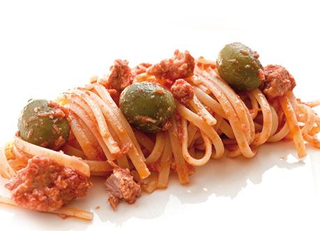 recette de linguini thon de la cuisine italienne