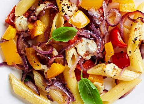 cuisine italienne, penne au four