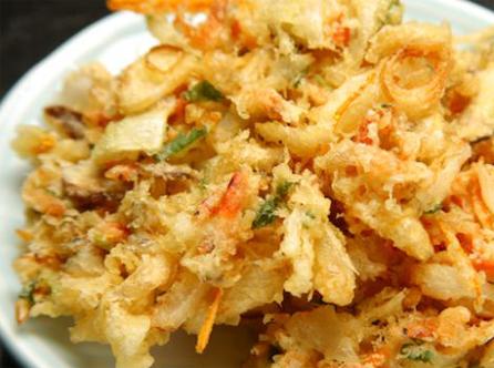 cuisine italienne fritto de légumes