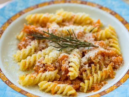 cuisine italienne potiron