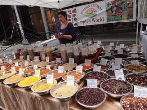 épices et herbes cuisine italienne